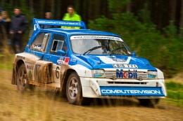 Sunseeker Rallye Metro 6R4
