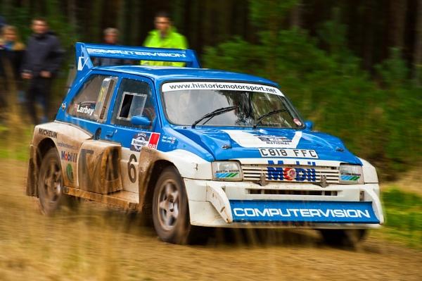 Sunseeker Rallye Metro 6R4 by Trev_B