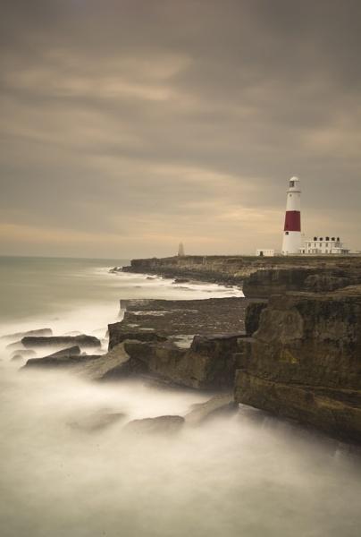 Portland Lighthouse by JohnGubbins