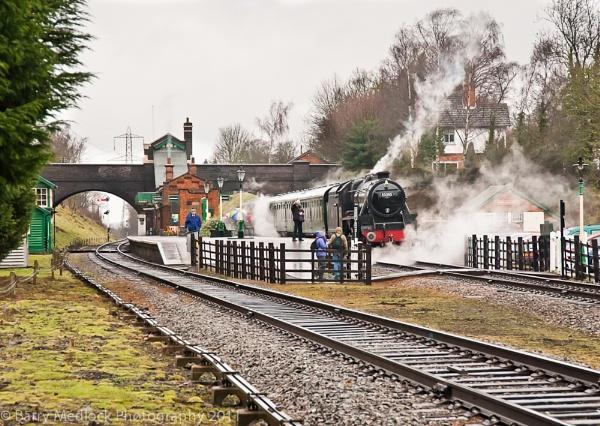 A Rainy Saturday At Rothley by Nikon_Tog