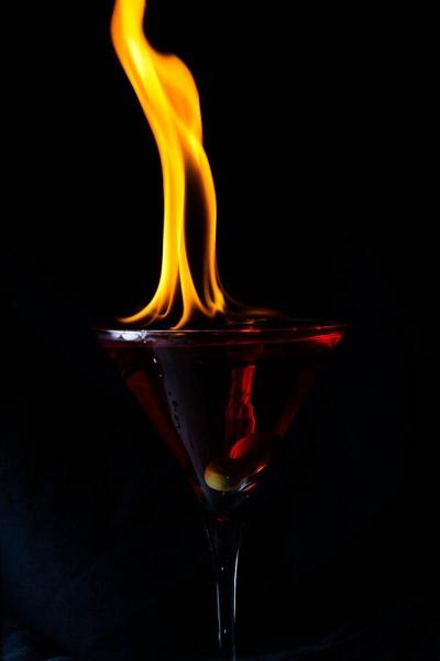 Fiery cocktail by zulupentax