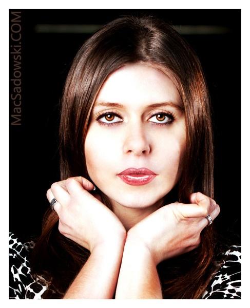 Portrait, Girl by matyjasz