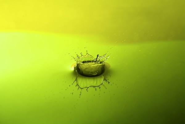 Splash down! by TrevW