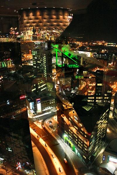 Tallinn Skyscape by wattoj