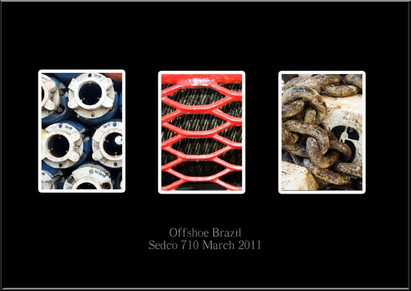Triptych by EddyG