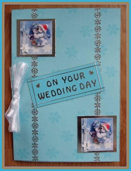 Wedding Card by Elizabethh
