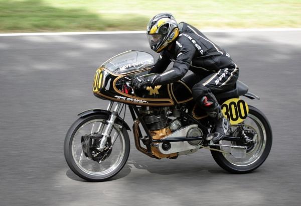 Vintage Racer by manus