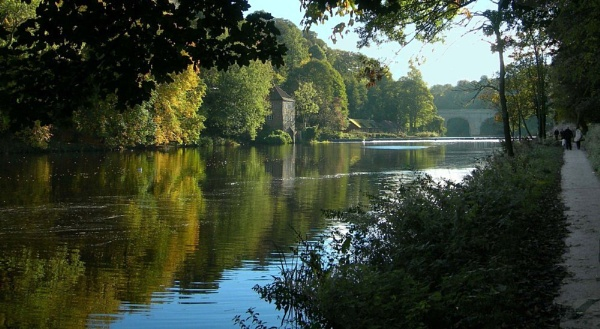 River Walk by dascmor