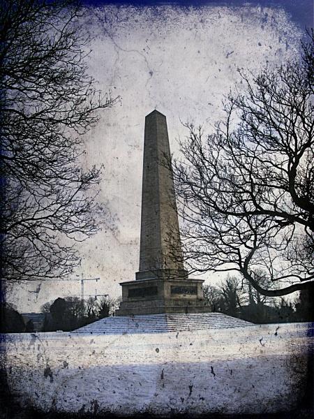 Wellington Monument by JLynam