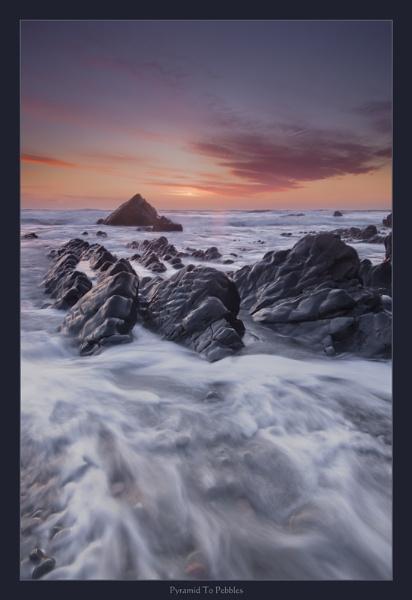 Pyramid To Pebbles by ChrisInDevon
