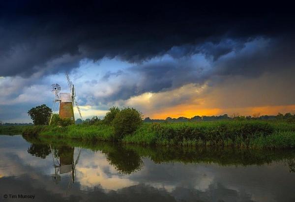 Norfolk Storm by TimMunsey