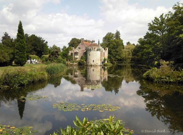 Scotney Castle in Kent by DavidBird