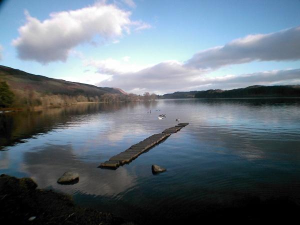Kinlochard, Scotland by amandathomson