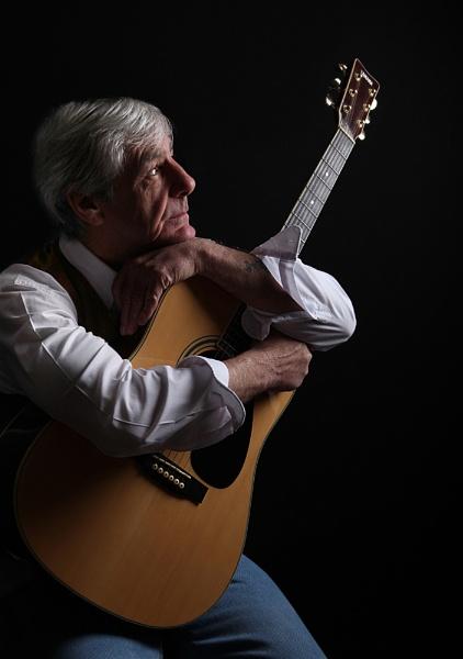 The Guitarist by SueTurner