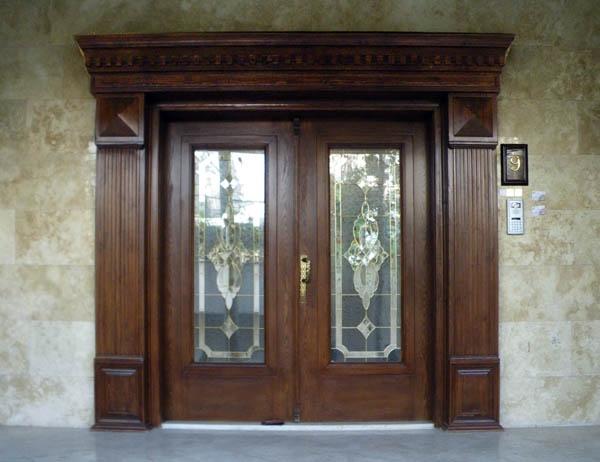 Wooden Door by kombizz