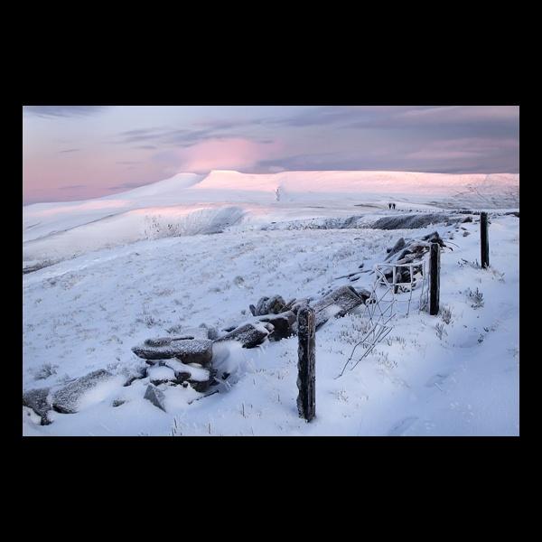 A Winters Hike by tywanda46