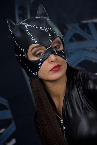 Bat Girl by alexanderL