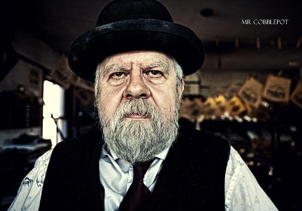 Mr Cobblepot by BURNBLUE
