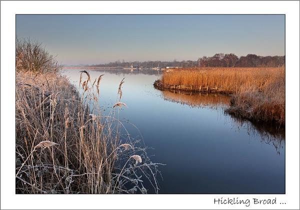 Hickling Broad by Gaz_H