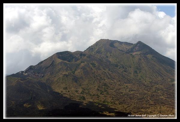 Mount Batur Bali by mikearicha