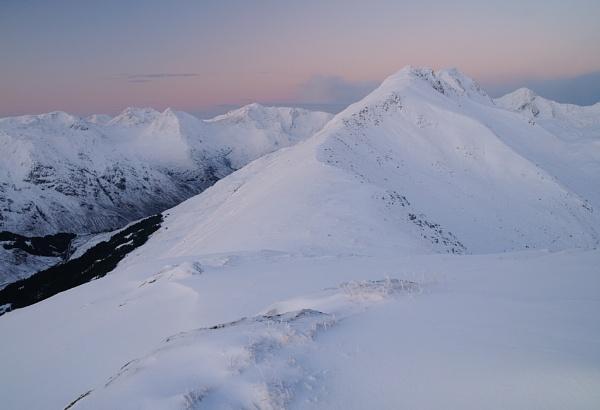 North Glen Shiel Ridge by JohnParminter