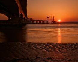 Severn Sundown