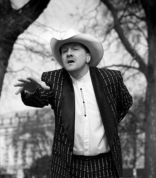 Cowboy Speaker by nickthompson
