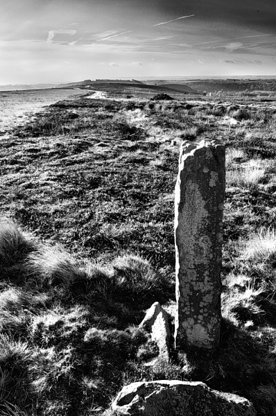 North York Moors B&W#1 by Scutter