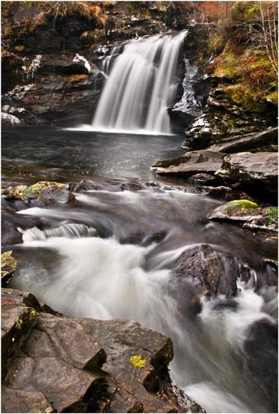 waterfall by Bellai
