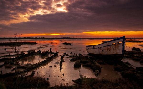 Sunrise by malleader