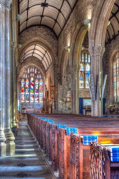 Tavistock Parish Church by CanonBenny