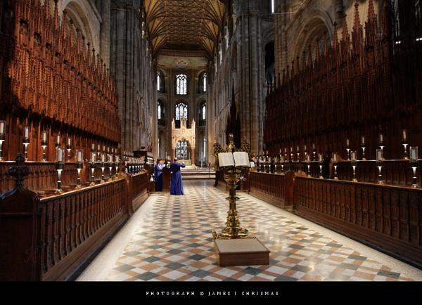 Through The Choir by James_C