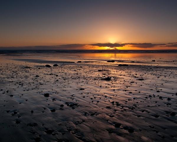 Sker Beach, South Wales by ASM9633
