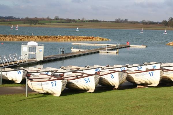 Fishing Boats by GordonLack