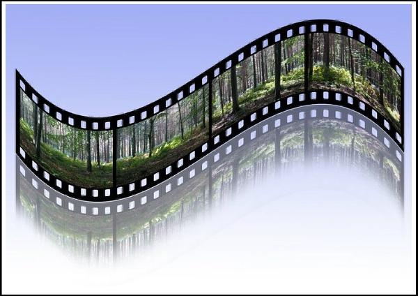 35mm film strip by jamestheboy