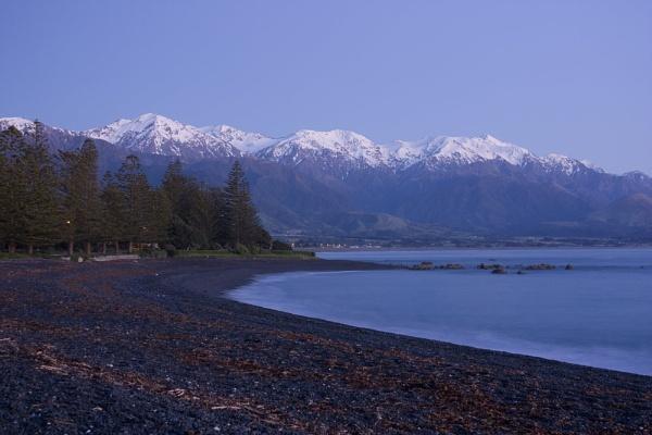 Just before dawn--Kaikoura by mondmagu