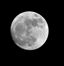 My first ever Moon shot!