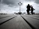 Cromer Pier on a Sunday Afternoon