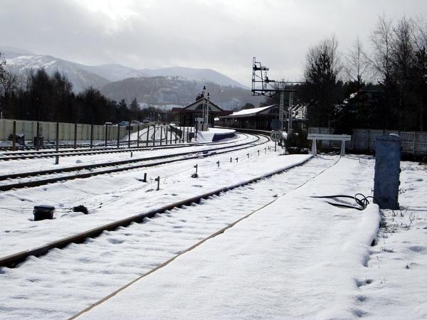 Strathspey Railway by sapphy