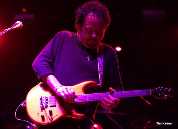 Steve Lukather by Mrserenesunrise