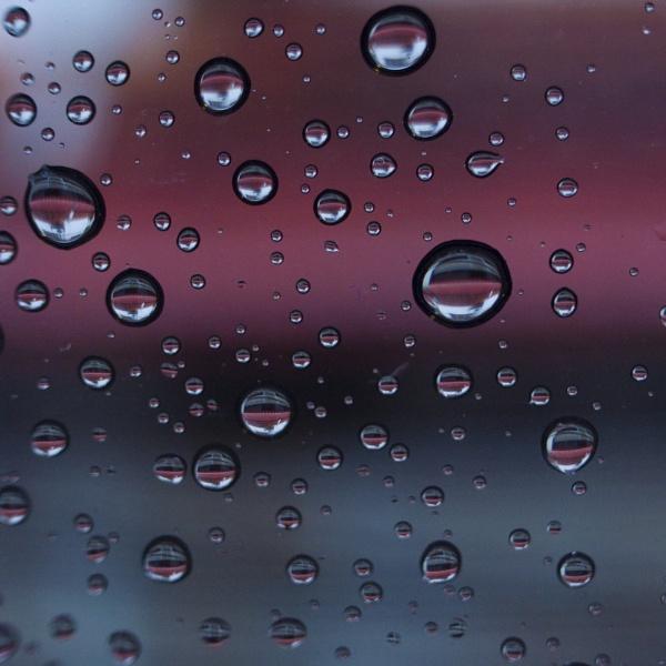 Rain drops by whlui