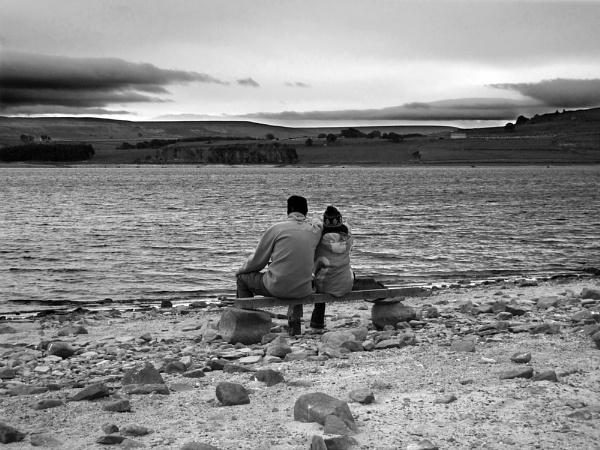By Derwent Reservoir by sjcree