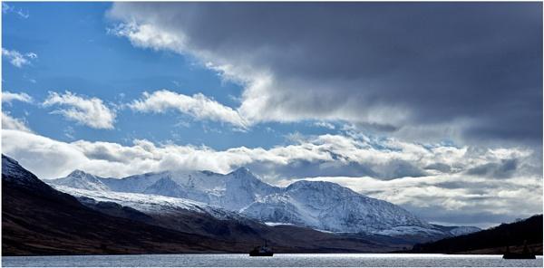 Ben Cruachan... by Scottishlandscapes