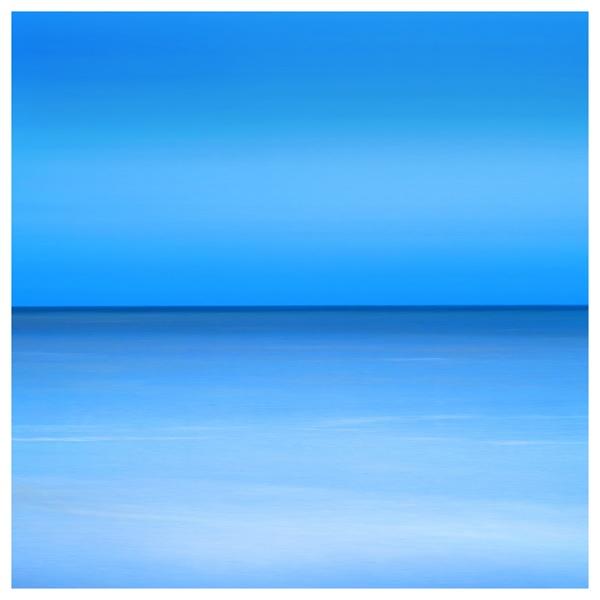 Awash of blue by dazloz