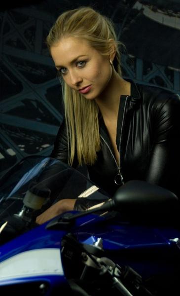 I Like my Bike by alexanderL