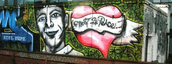 Street Art by jinstone