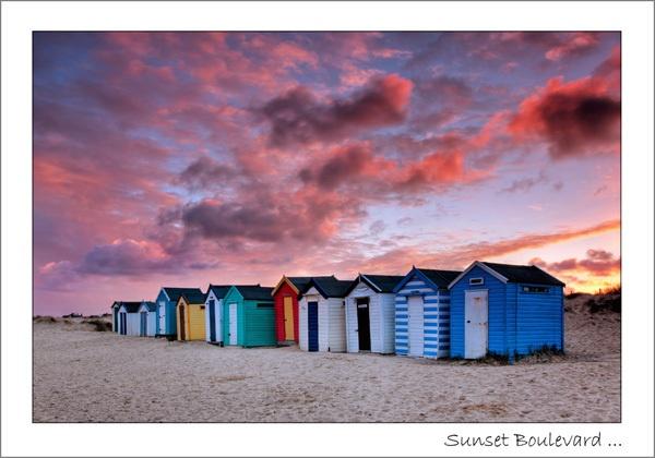 Sunset Boulevard by Gaz_H