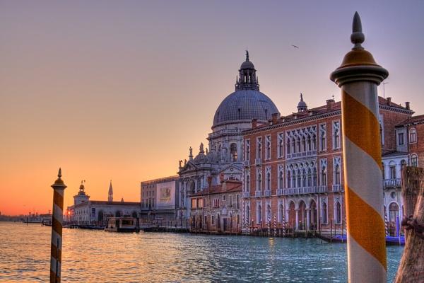 Venetian Dawn by Les_G