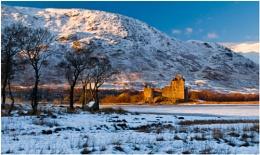 KIlchurn Castle - var 1