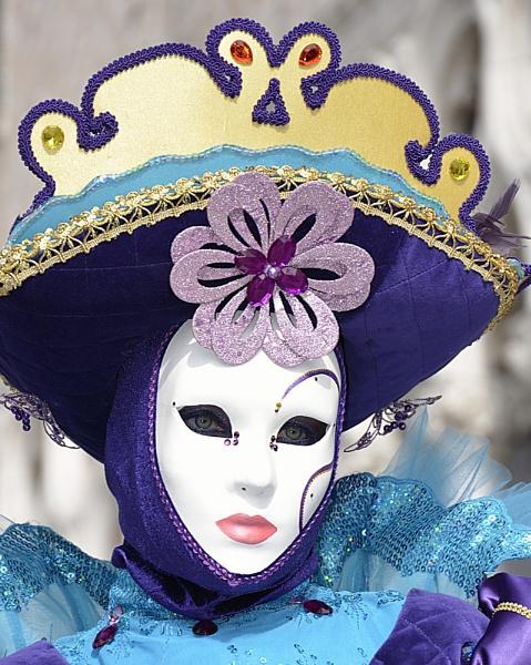 Venice carnival 2011 by ElaineGregg